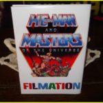 Un livre sur le DA Filmation des Maitres de l'Univers