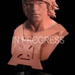 Un buste à l'échelle humaine pour Musclor