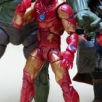 iron man bleeding edge marvel legends 16