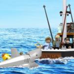 Les Dents de la mer en LEGO ?
