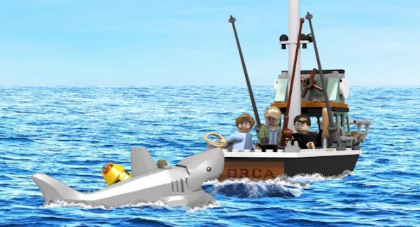 jaws lego ideas 2