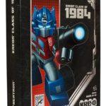 SDCC 2014 un set Kre-o Transformers exclusif