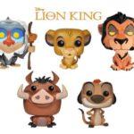 Le Roi Lion rejoint les Pop Funko