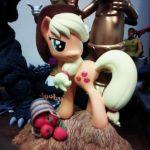 My Little Pony séduit DST