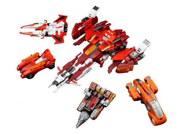 quantron transformers composants mode disguise