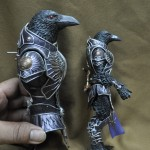 Gothiropolis Ravens : paint samples
