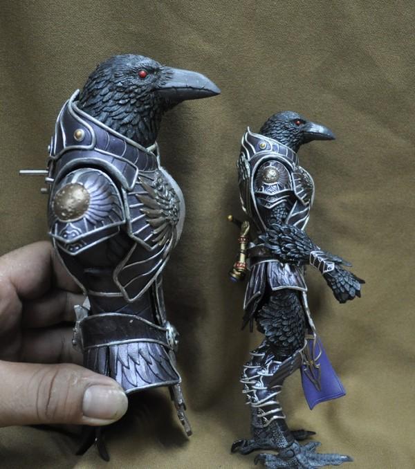 ravens gothirpolis paint samples 1
