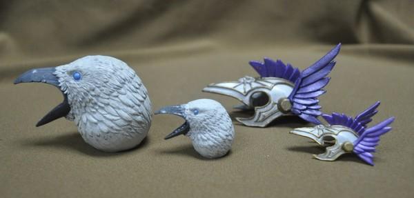 ravens gothirpolis paint samples 6