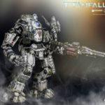 ThreeZero : Titanfall Atlas en préco