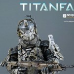 Titanfall : Atlas le pilote par ThreeZero