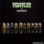 Les Tortues Ninja Par Kidrobot