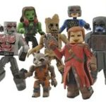 Guardians of the Galaxy : les Minimates en août