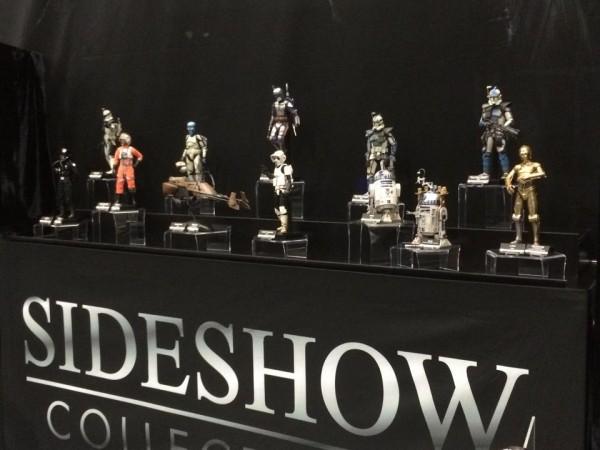 sideshow SDCC2014