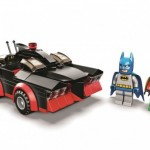 LEGO annonce une Batmobile Classic TV Series au SDCC