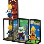 Nouvelles figurines Dragon Ball Z