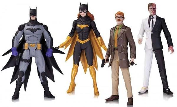 DC COMICS DESIGNER ACTION FIGURES SERIES 3: BY GREG CAPULLO