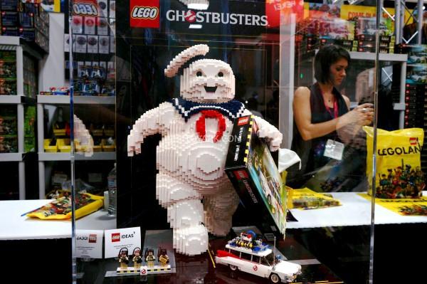 LEGO GHOSTBUSTER