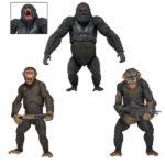 Dawn of the Planet of the Apes! la série 2 par NECA