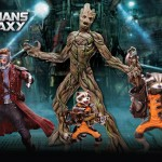 Des models Kit Guardians of the Galaxy
