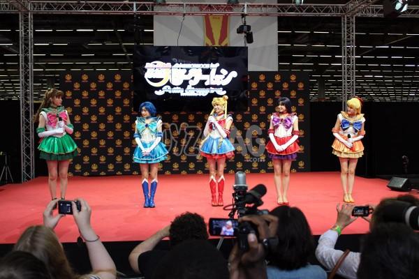 Sailor Moon, la comédie musicale, en live !