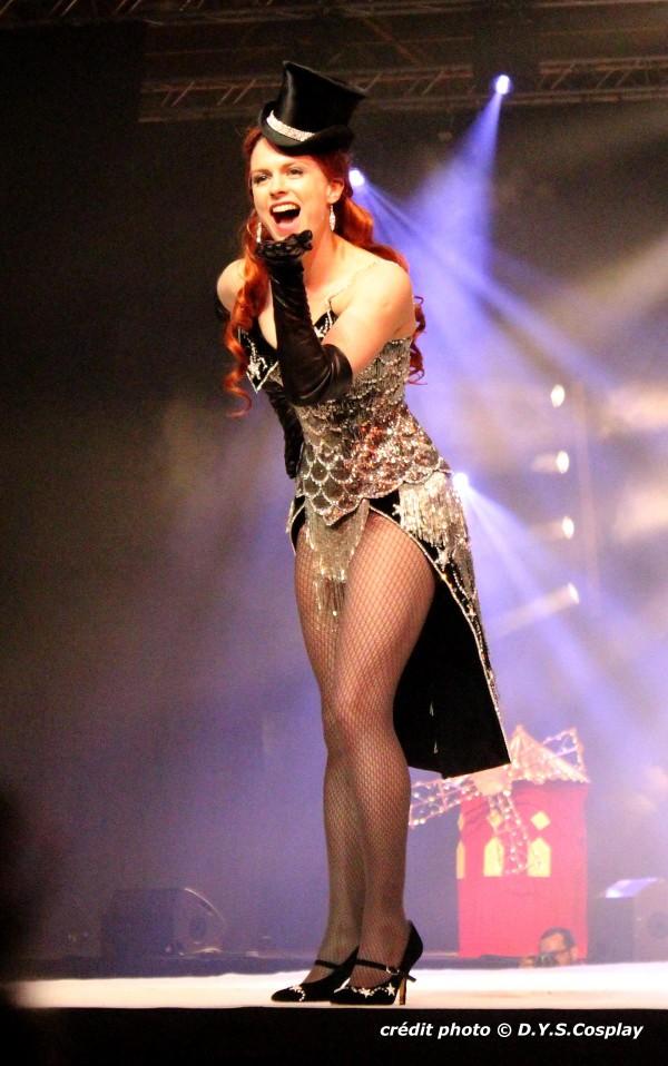 Moulin Rouge Cosplay ECG2014