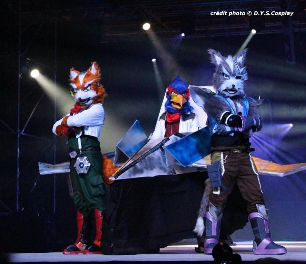 ECG Star Fox