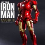MMS Diecast – Iron Man: 1/6th scale Mark III