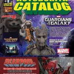 #SDCC le catalogue Kotobukiya