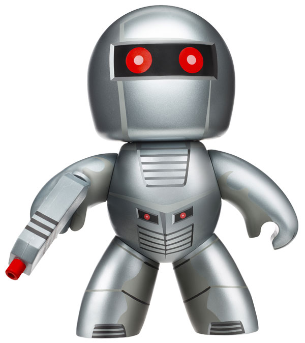 MIGHTY MUGGS ROM THE SPACE KNIGHT Special Edition Figure sdcc2014