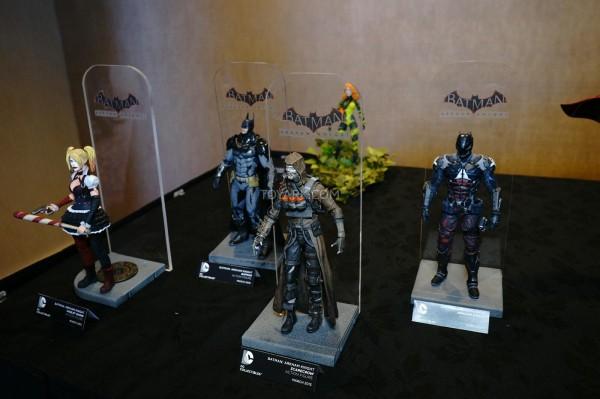 DC Collectibles at SDCC 2014 – Statues, Batman TAS, Arkham, Flash, Arrow and More