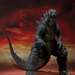 S.H.MonsterArts – Godzilla 2014