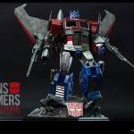 THE TRANSFORMERS G1: Optimus Prime (Starscream Version)