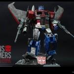 THE TRANSFORMERS G1: Optimus Prime (Starscream Version)