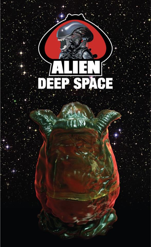 alien deep space