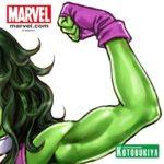 Miss Hulk Bishoujo c'est pour bientôt