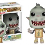 Funko présente Pop! Animation: The Boxtrolls