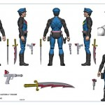 Captain Action 4inch par Zica Toys