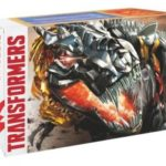 #SDCC – Set exclusif Transformers Dinobot
