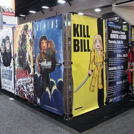 dst stand sdcc