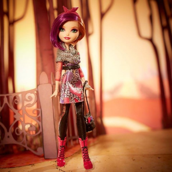 Poppy O'Hair - Ever After High - Mattel