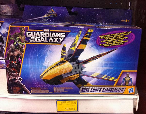 jouets Gardiens de la galaxie