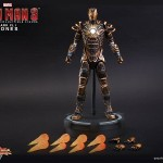 Hot Toys : Iron Man 3  – Bones (Mark XLI)
