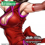 Anna Williams - prochaine figurine Tekken