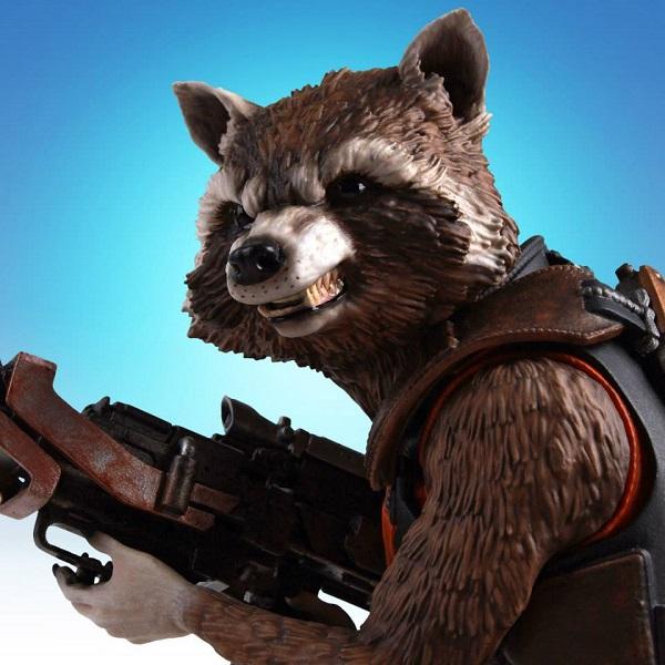rocket raccoon gentle giant sdcc 3