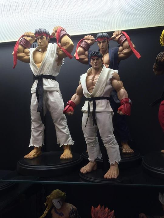 Pop Culture Shock Collectibles Inc Street Fighter
