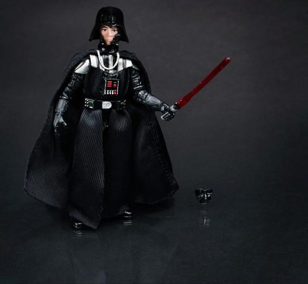 Darth Vader (Yoda's Test)