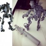 ThreeZero Titanfall : STRYDER