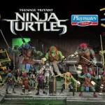 Playmates Toys présente les Tortues Ninja Movie