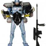Nouvelles images du Robocop de Neca