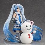 Review – Figma Ex-016 – Snow Miku
